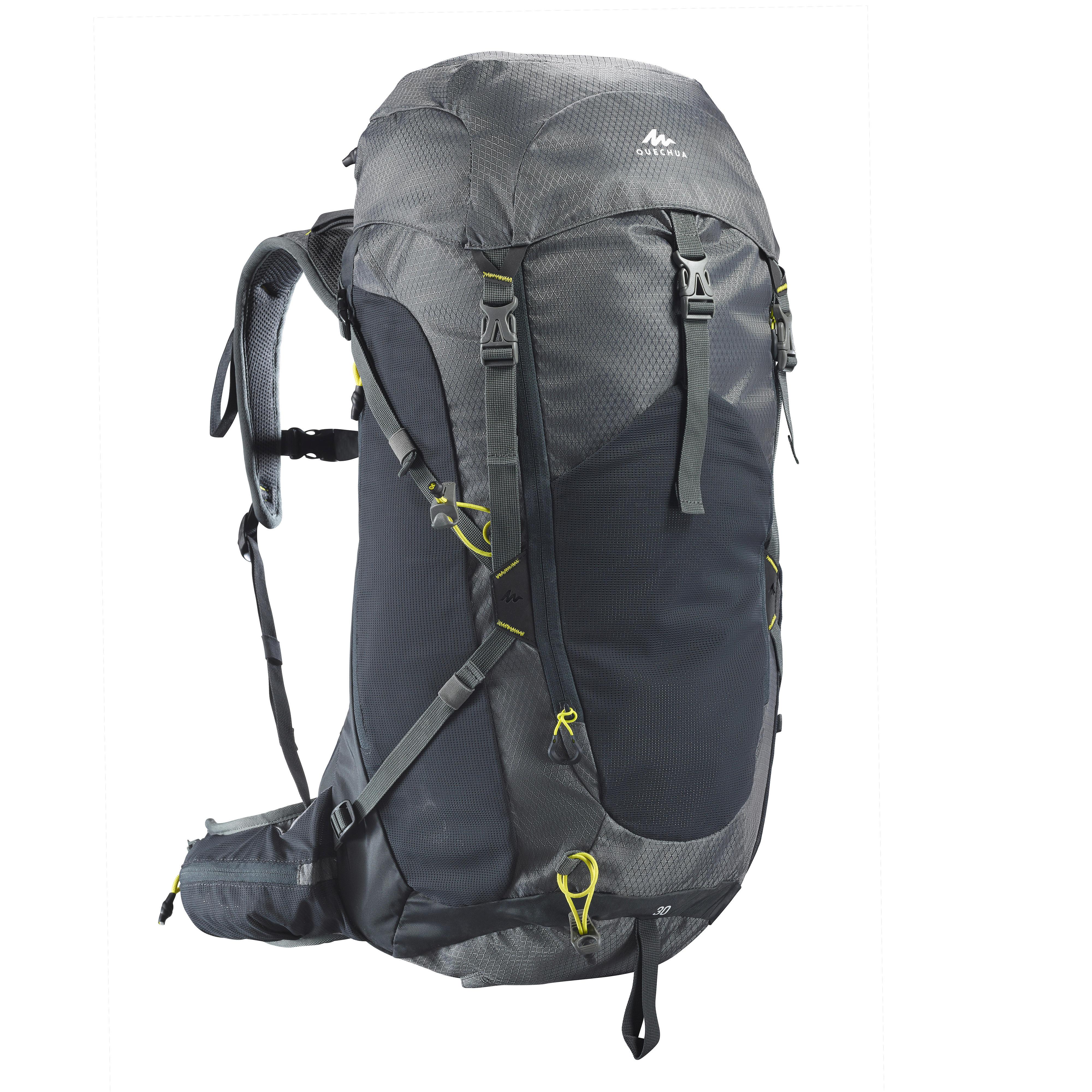 mochila para viajar decathlon 30 l