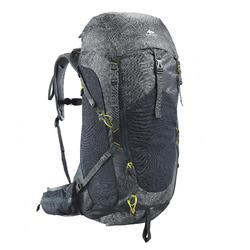 Wanderrucksack Bergwandern MH500 30 Liter khaki