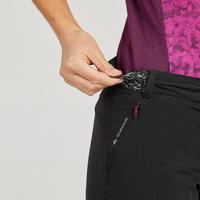 Pantalon de randonnée convertible MH550 – Femmes