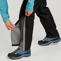 MH500 Hiking Waterproof Overpants - Women