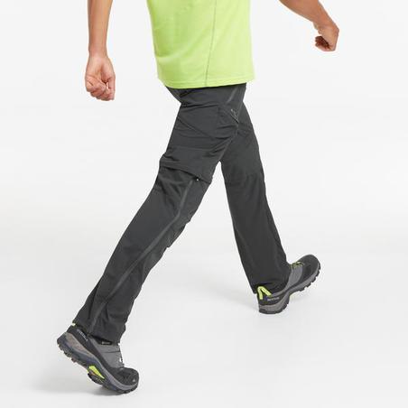 Pantalon de randonnée convertible MH550 – Hommes