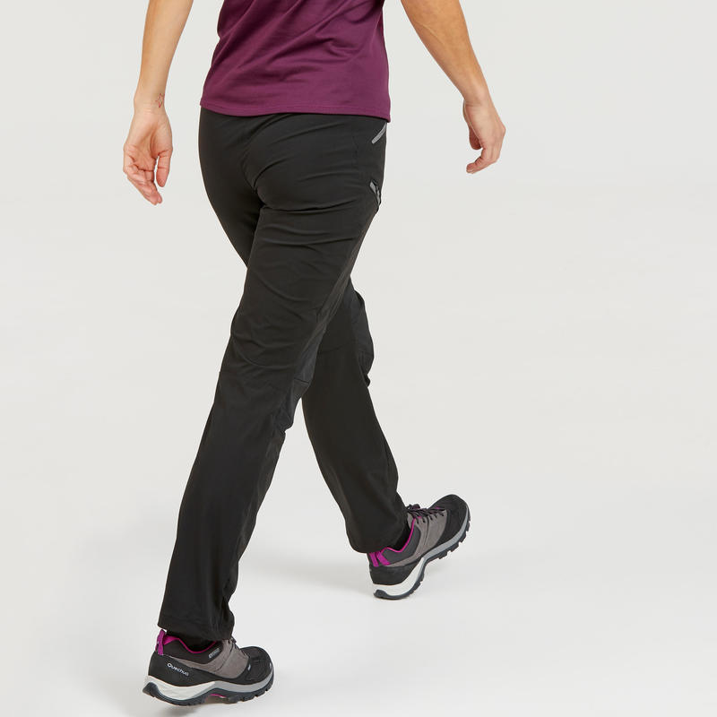 Women's mountain hiking trousers - MH500