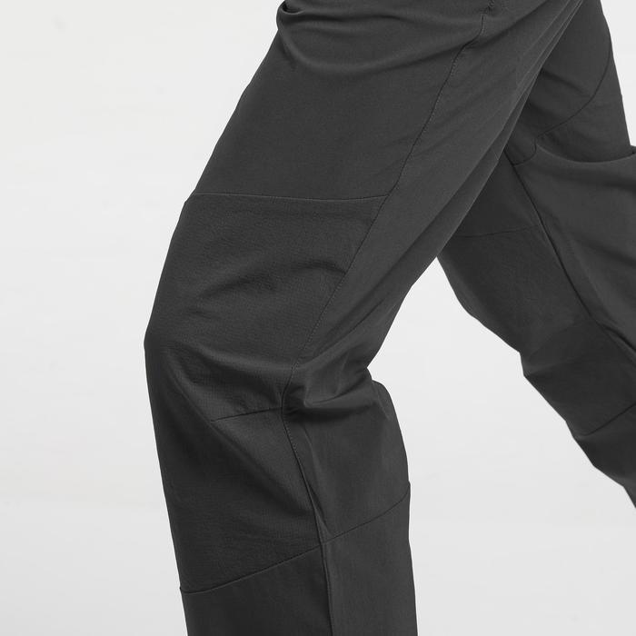 男款登山健行長褲MH500