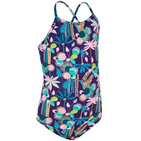 100 one-piece swimsuit - Girls