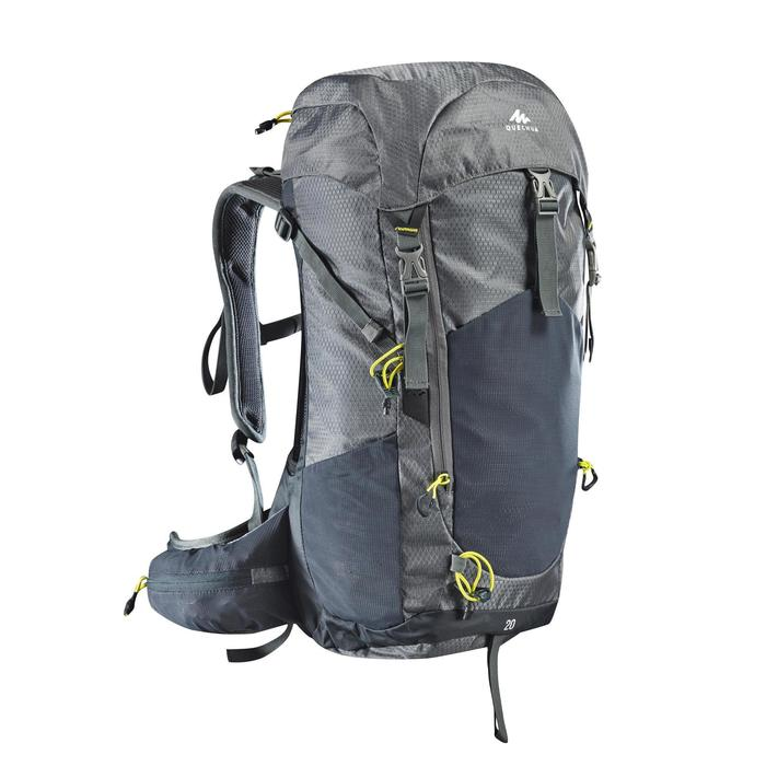 MH500 20-LITRE Mountain Walking Backpack - Khaki