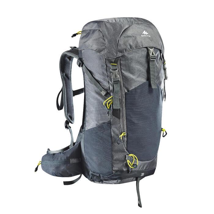 49bc16394babe Rucksack Bergwandern MH500 20 Liter khaki