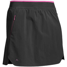 Women's hiking mountain short quechua decathlon