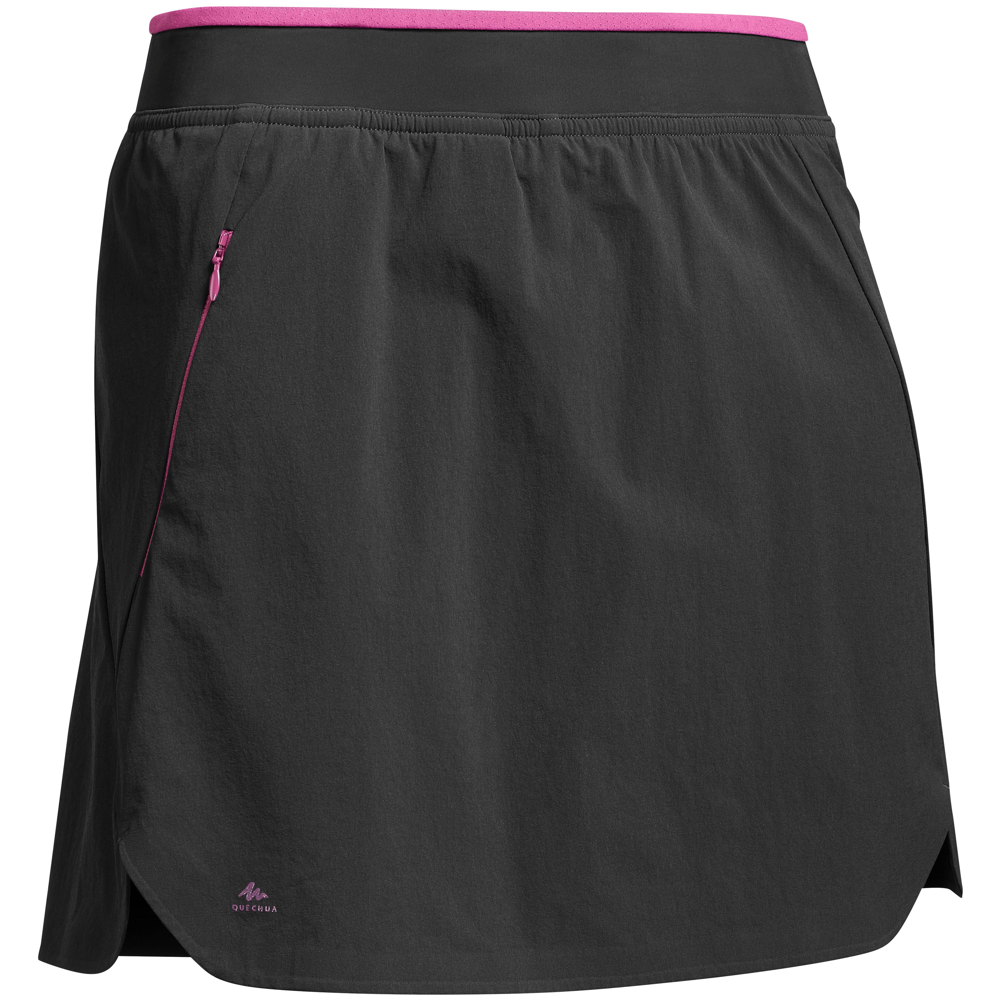 ffab9904fd230 Shorts et jupes de randonnée femme   Decathlon