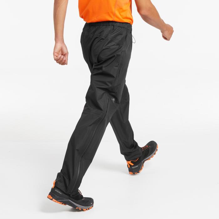 Surpantalon imperméable de randonnée montagne - MH500 - Homme