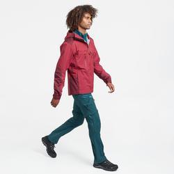 Pantalon de randonnée montagne MH550 modul able homme bleu