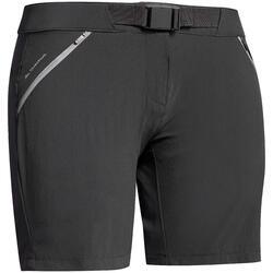 MH500 Women's Mountain Hiking Shorts - Black