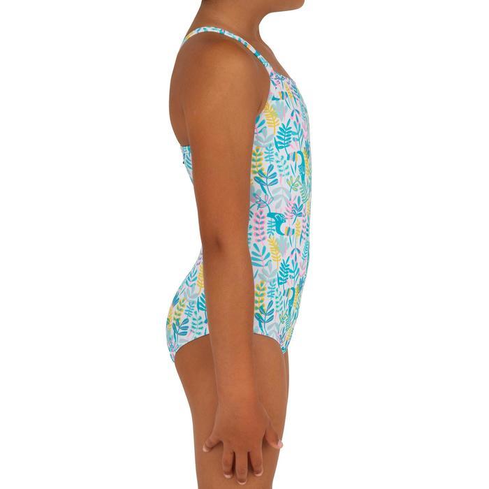 Badeanzug Hanalei Tuamo Mädchen hellblau
