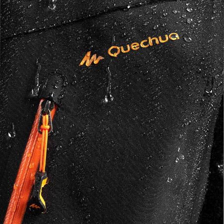 Veste pluie randonnée montagne MH500 imperméable homme Noire