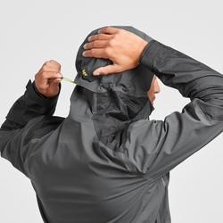 Veste imperméable de randonnée montagne - MH900 - Homme