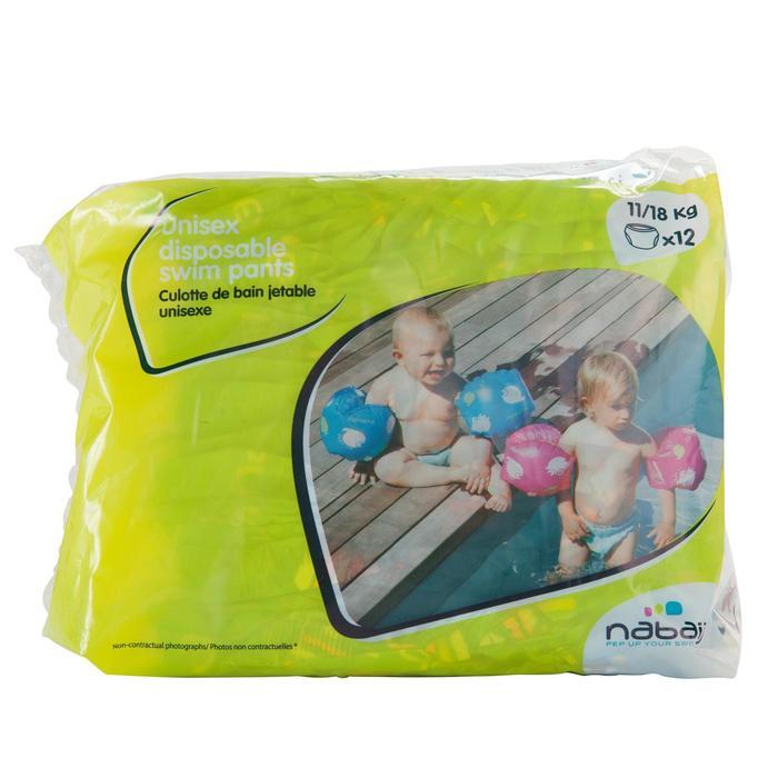 Culottes de bain jetables pour activités aquatiques pour bébés de 11-18 kg - 156873
