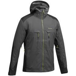 Waterdichte jas voor bergwandelen heren MH900 rood