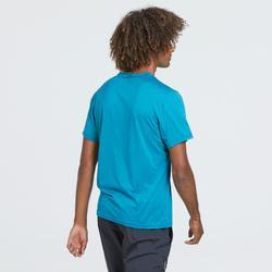 T-Shirt met korte mouwen voor bergwandelen Heren MH100