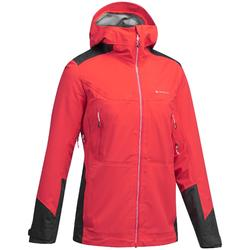 MH900 Women's Mountain Walking Waterproof Jacket - Orangey Red