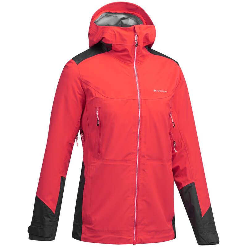 GIACCHE MONTAGNA DONNA Sport di Montagna - Giacca donna MH 900 arancione QUECHUA - Trekking donna