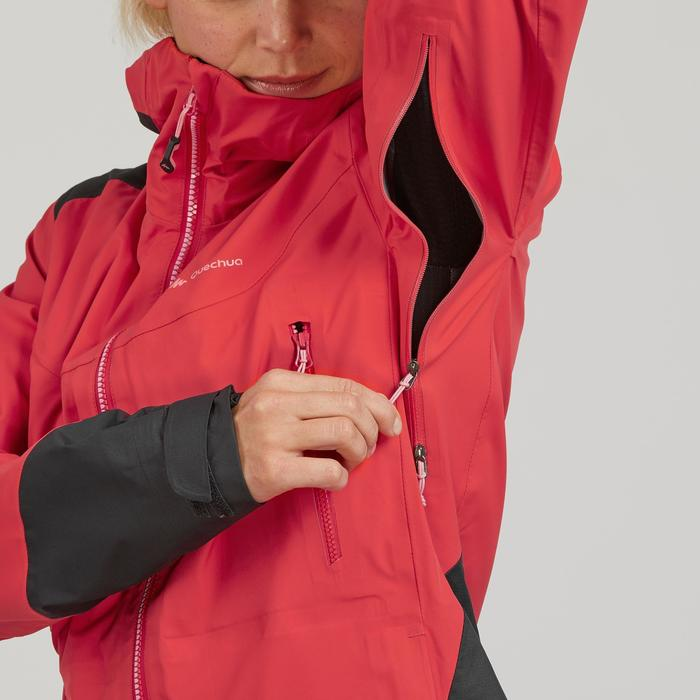 Funktionsjacke MH900 Damen rot/orange