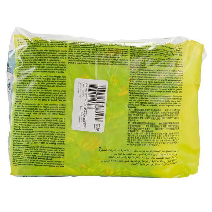 Culottes de bain jetables pour activités aquatiques pour bébés de 11-18 kg - 156877