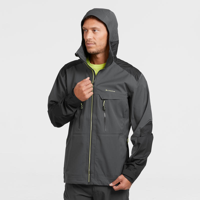 Men's waterproof mountain walking jacket - MH900