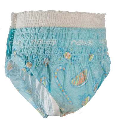 מכנסי שחייה חד פעמיים לפעילות מים לתינוקות 6-12 ק_QUOTE_ג