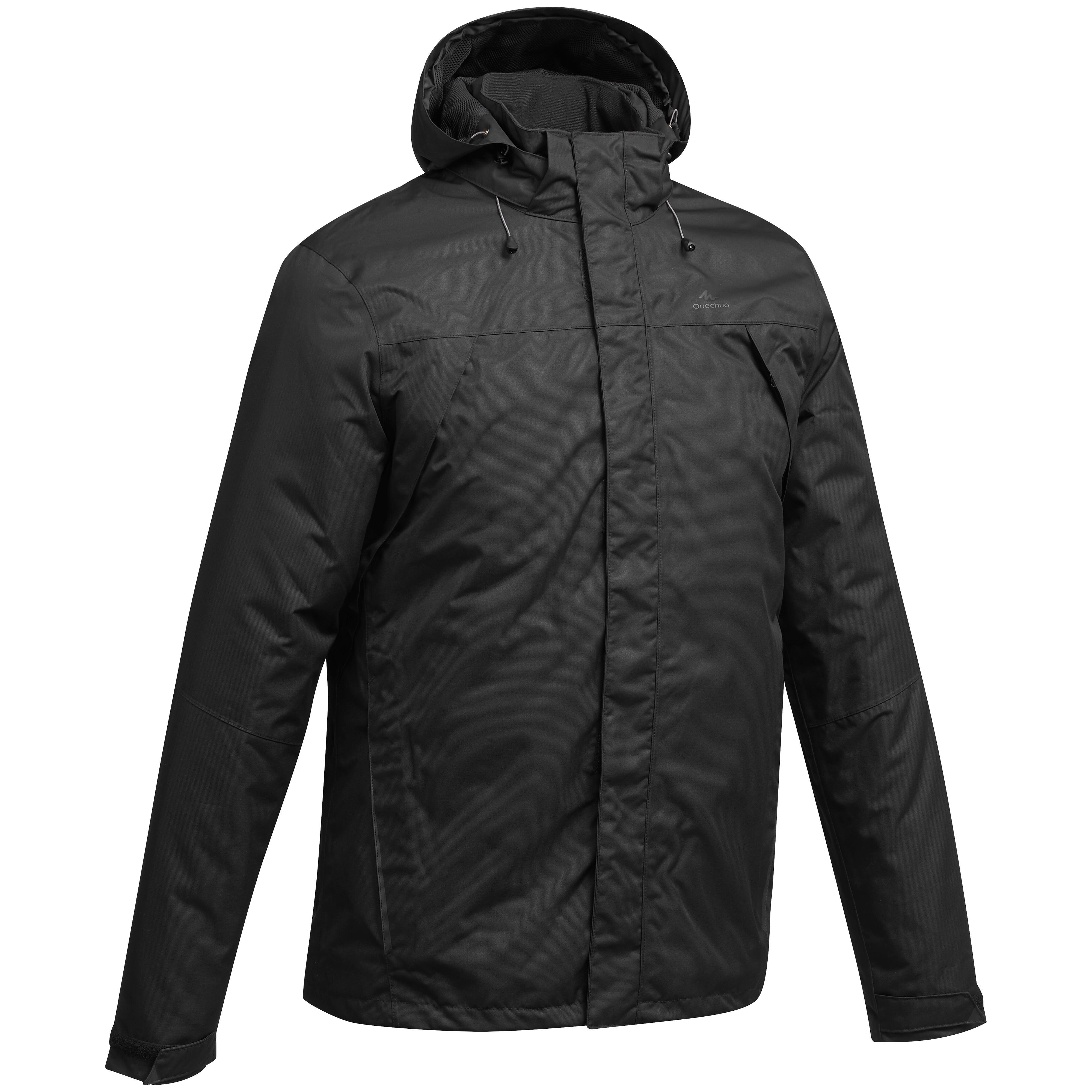 Jachetă Imper.MH100 Negru