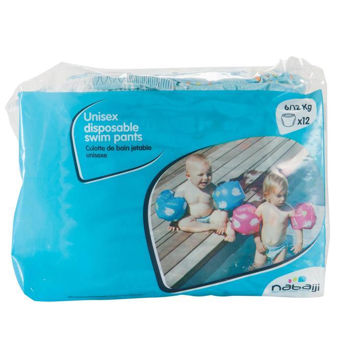 Culottes de bain jetables pour activités aquatiques pour bébés de 11-18 kg - 156882