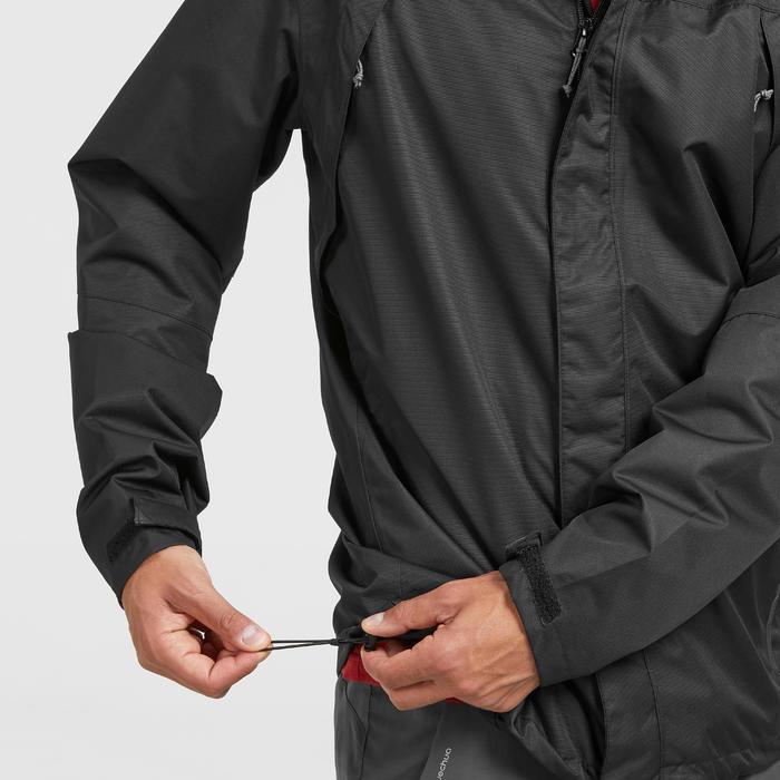 Waterdichte jas voor bergwandelen heren MH100