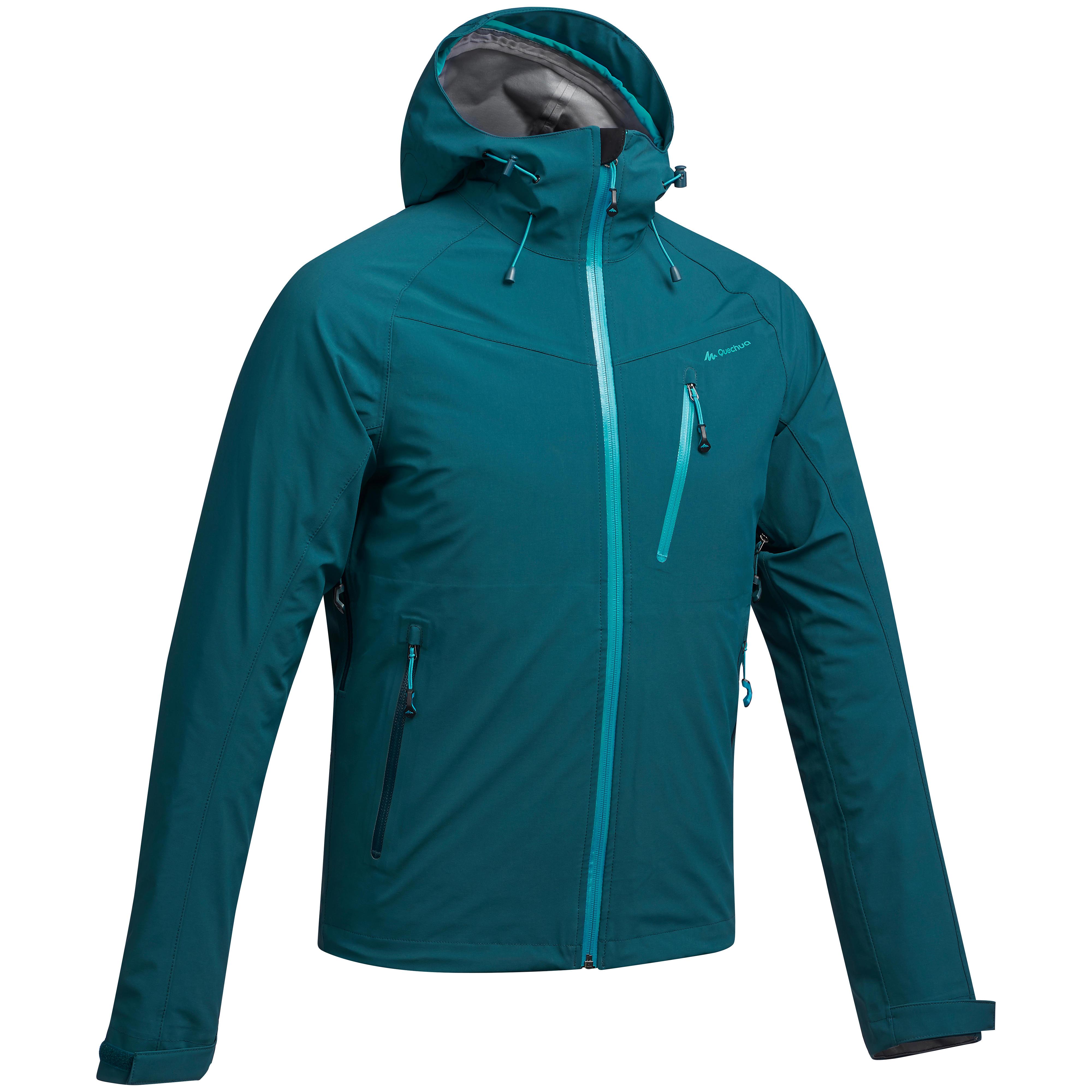 เสื้อแจ็คเก็ตกันฝนผ...