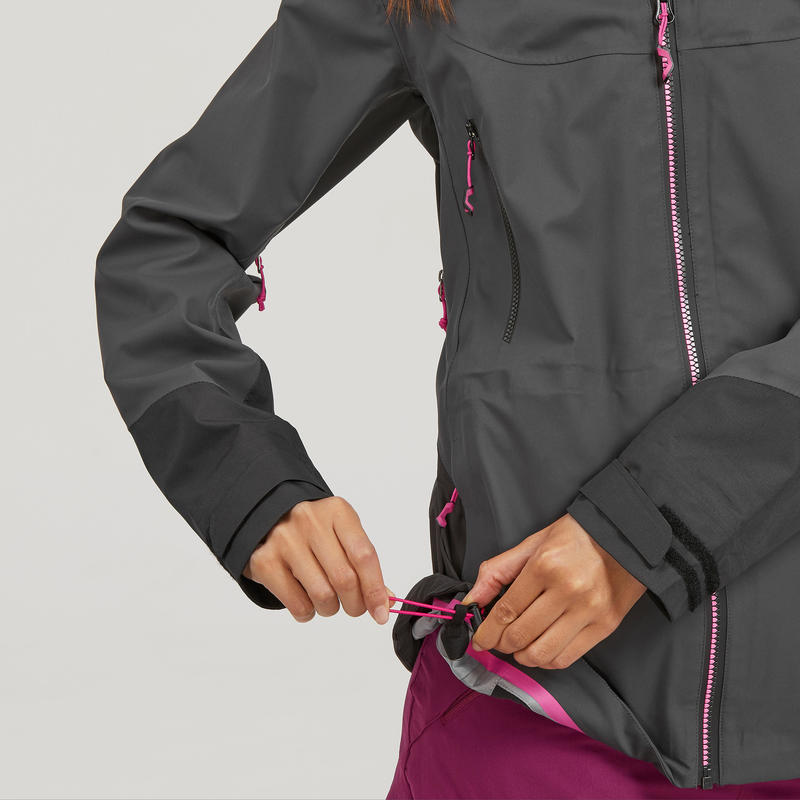 MH900 Women's Waterproof Mountain Walking Jacket - Black