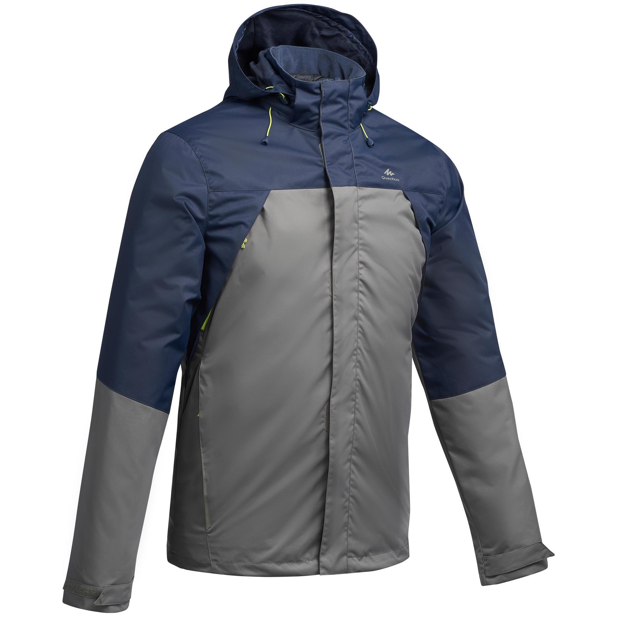 Winterjas Xs Heren.Outdoor Jas Kopen Online Of In De Winkel Decathlon Nl