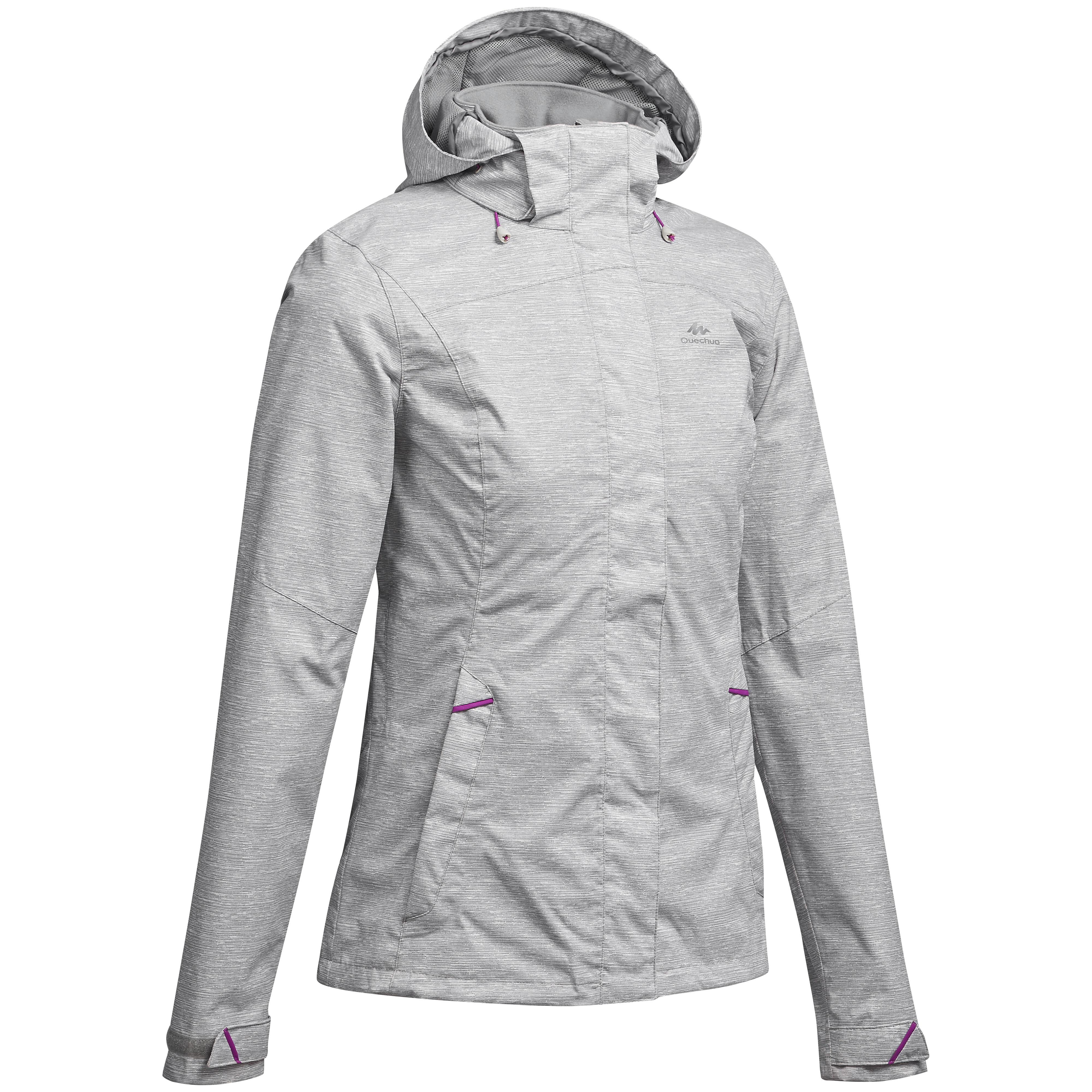 Jachetă Drumeție MH100 Damă