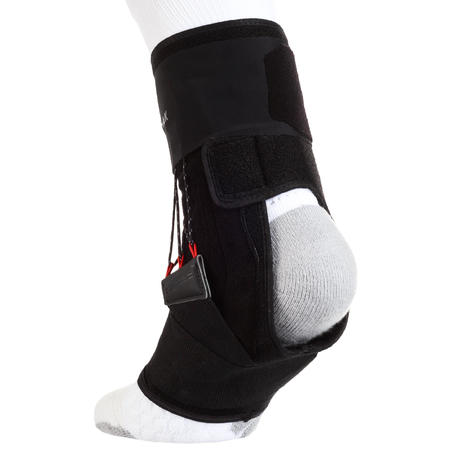 Strong 900 Men's/Women's Right/Left Ankle Ligament Support - Hitam