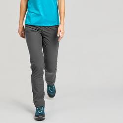 Women's Mountain Walking Trousers MH100