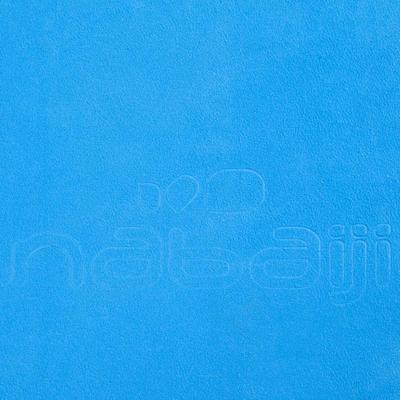 Serviette microfibre bleu ultra compacte taille XL 110 x 175 cm