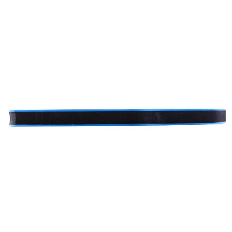 Swimming Pool Large Kickboard - Blue Black