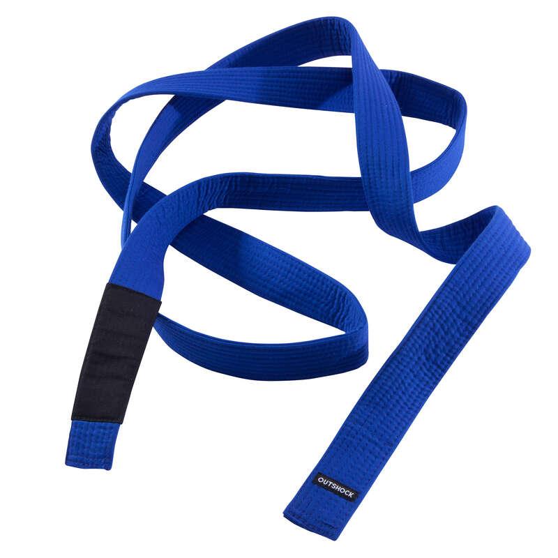 JIU JITSU Martial Arts - BJJ Belt - Blue OUTSHOCK - Martial Arts