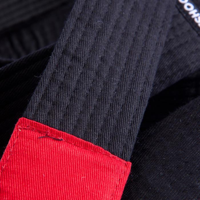 Gürtel Jiu-Jitsu schwarz