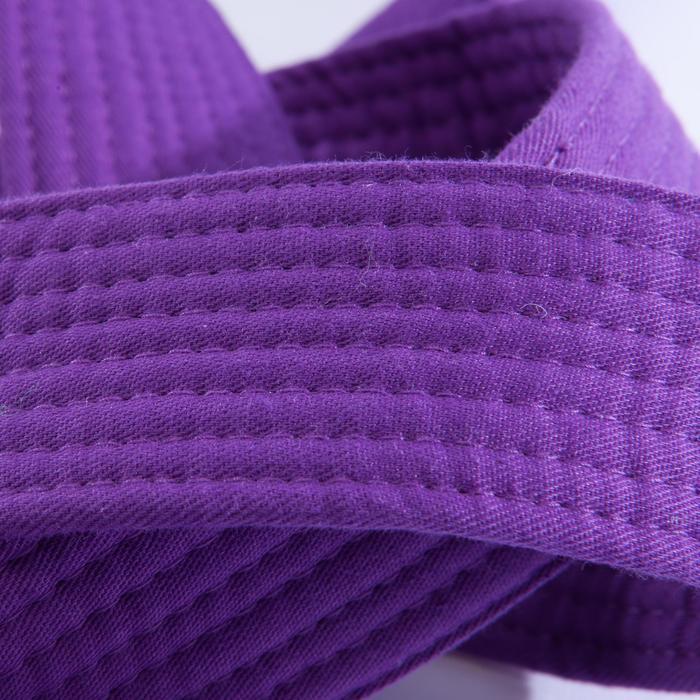 Ceinture violette JJB