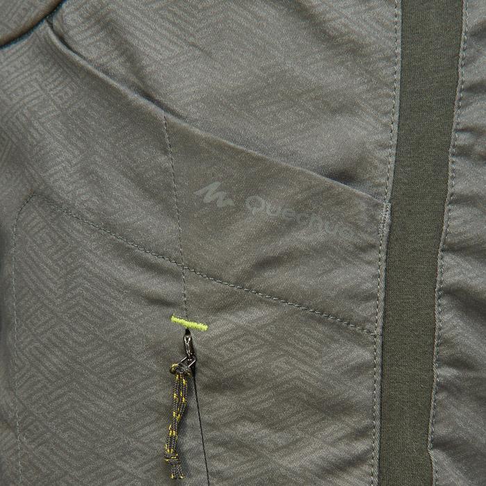 Corsaire randonnée nature NH500 Fresh kaki femme
