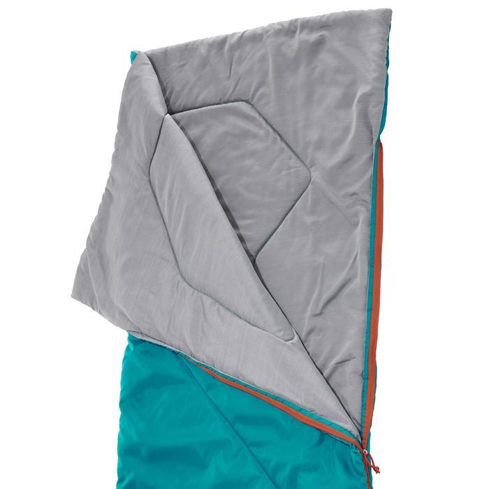 Saco Dormir Camping Quechua 20º Adulto Verde