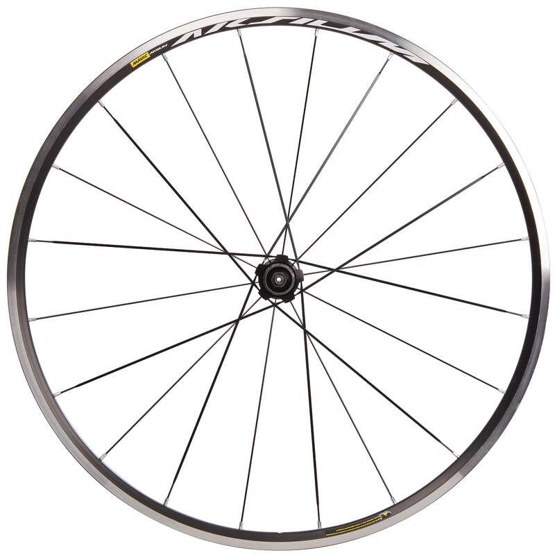 SILNIČNÍ KOLA Cyklistika - ZADNÍ KOLO 700 AKSIUM MAVIC - Náhradní díly na kolo