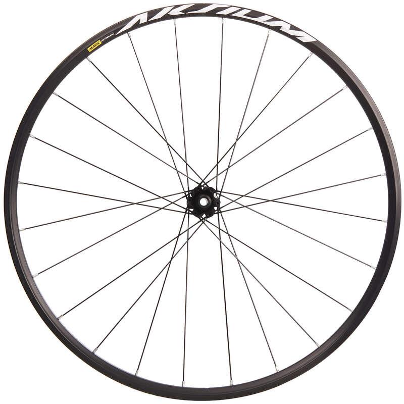 HJUL, LANDSVÄG Cykelsport - Framhjul lvg 700 AKSIUM DISC MAVIC - Hjul och Hjultillbehör