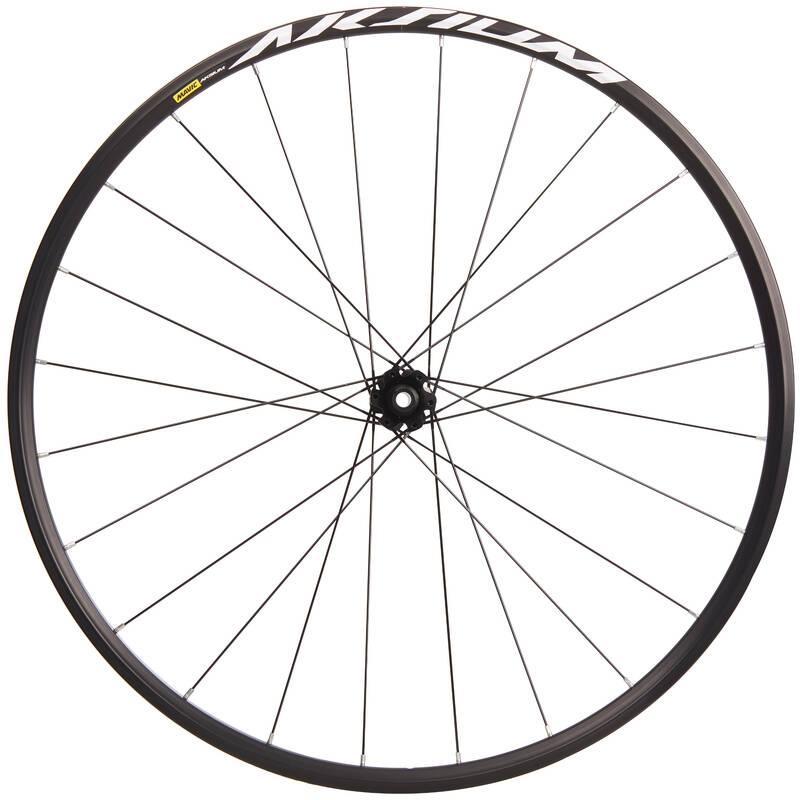 SILNIČNÍ KOLA Cyklistika - PŘEDNÍ KOLO 700 AKSIUM DISC MAVIC - Náhradní díly a údržba kola