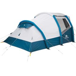 Tente de camping gonflable AIR SECONDS 4.1 FRESH&BLACK | 4 Personnes 1 Chambre