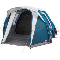 充氣露營帳篷AIR SECONDS 4.1 FRESH&BLACK|4人1房