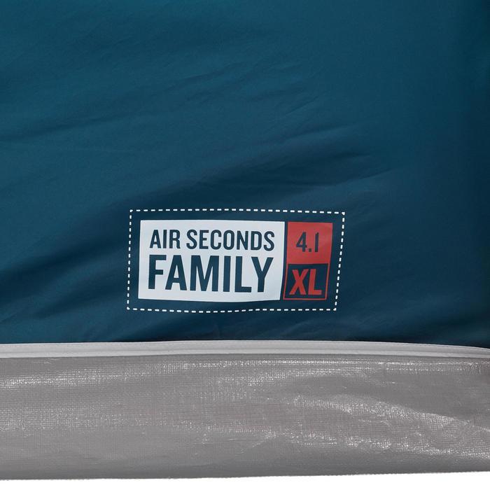 Kampeertent opblaasbaar AIR SECONDS 4.1 FRESH&BLACK | 4 personen 1 binnentent