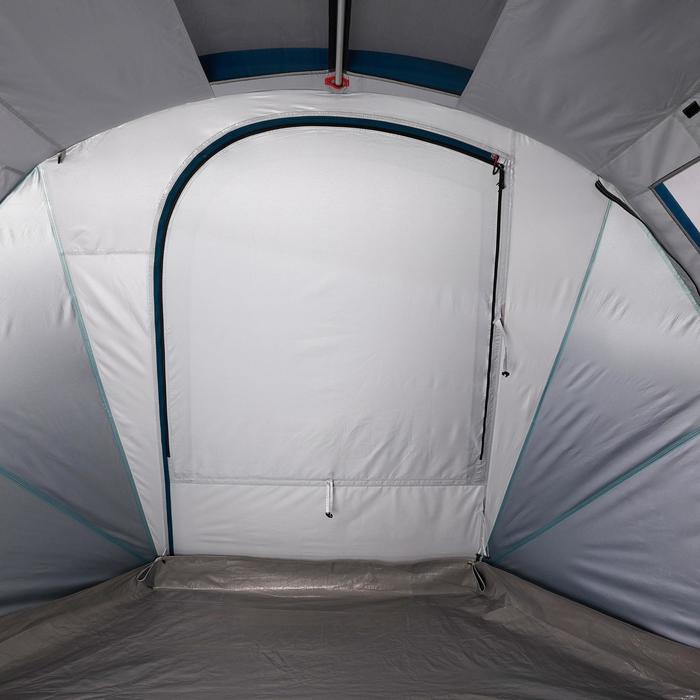 Tienda de Campaña Quechua Air Second 4.1 FRESH&BLACK   4 Personas 1 Habitación